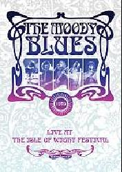 The Moody Blues: Live At The Isle Of Wight Festival 1970 on DVD