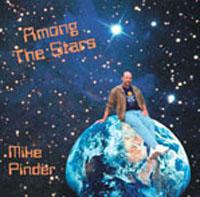 Among The Stars-Signed Blue Vinyl LP