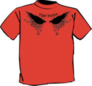 Pinder Brothers BIRDS T-Shirt