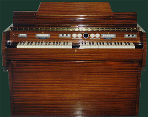 The Mellotron | Mike Pinder