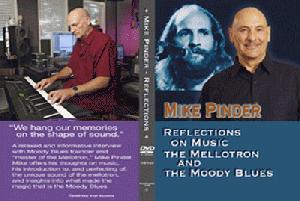 Mike Pinder Mellotron DVD
